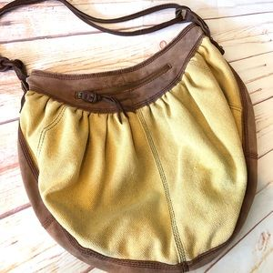 Lucky Brand Vintage Inspired Purse